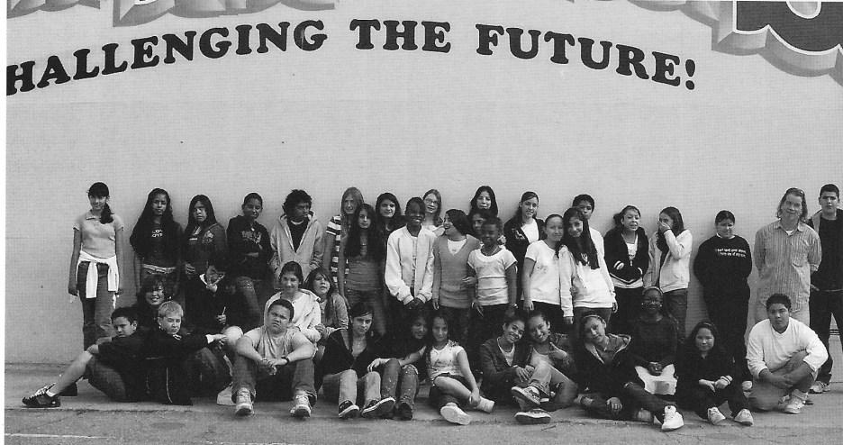 2007 Demille Student Council